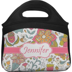 Wild Garden Lunch Tote (Personalized)