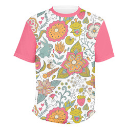 Wild Garden Men's Crew T-Shirt (Personalized)