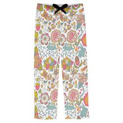 Wild Garden Mens Pajama Pants (Personalized)