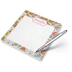 Wild Garden Notepad (Personalized)