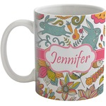 Wild Garden Coffee Mug (Personalized)