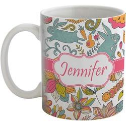 Wild Garden Coffee Mug (Personalized)