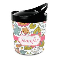 Wild Garden Plastic Ice Bucket (Personalized)
