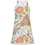 Wild Garden Racerback Dress (Personalized)