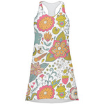 Wild Garden Racerback Dress (Personalized)