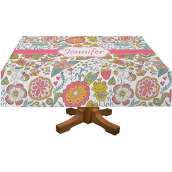 Wild Garden Tablecloth (Personalized)