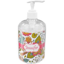 Wild Garden Soap / Lotion Dispenser (Personalized)