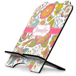 Wild Garden Stylized Tablet Stand (Personalized)