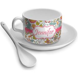Wild Garden Tea Cup (Personalized)