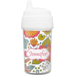 Wild Garden Sippy Cup (Personalized)