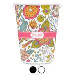 Wild Garden Waste Basket (Personalized)
