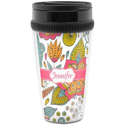 Wild Garden Travel Mugs (Personalized)