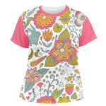 Wild Garden Women's Crew T-Shirt (Personalized)