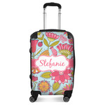 Wild Flowers Suitcase (Personalized)