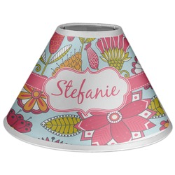 Wild Flowers Coolie Lamp Shade (Personalized)