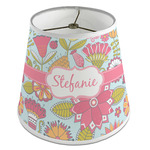 Wild Flowers Empire Lamp Shade (Personalized)