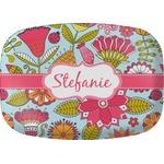 Wild Flowers Melamine Platter (Personalized)
