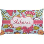 Wild Flowers Pillow Case (Personalized)