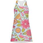 Wild Flowers Racerback Dress (Personalized)
