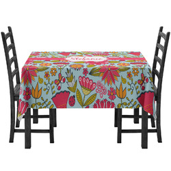 Wild Flowers Tablecloth (Personalized)