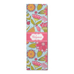 Wild Flowers Runner Rug - 3.66'x8' (Personalized)