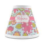 Wild Flowers Chandelier Lamp Shade (Personalized)