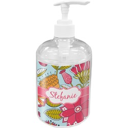 Wild Flowers Soap / Lotion Dispenser (Personalized)