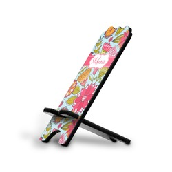Wild Flowers Stylized Phone Stand (Personalized)