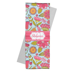 Wild Flowers Yoga Mat Towel (Personalized)
