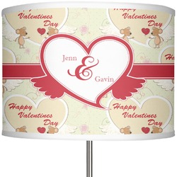 "Mouse Love 13"" Drum Lamp Shade (Personalized)"