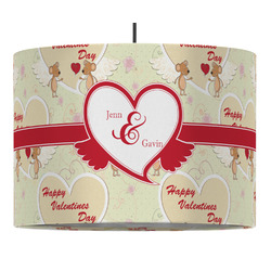 Mouse Love Drum Pendant Lamp (Personalized)