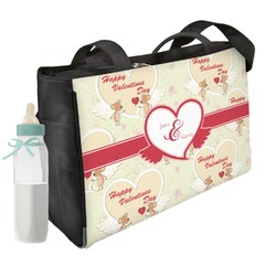Mouse Love Diaper Bag (Personalized)