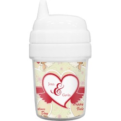 Mouse Love Baby Sippy Cup (Personalized)