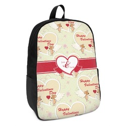Mouse Love Kids Backpack (Personalized)