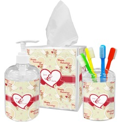 Mouse Love Bathroom Accessories Set (Personalized)