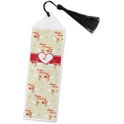 Mouse Love Book Mark w/Tassel (Personalized)