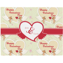 Mouse Love Placemat (Fabric) (Personalized)