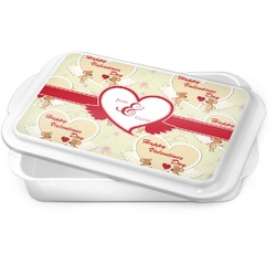 Mouse Love Cake Pan (Personalized)