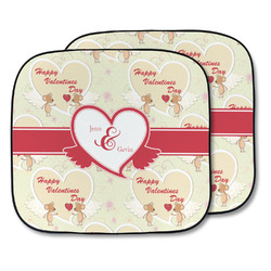 Mouse Love Car Sun Shade - Two Piece (Personalized)