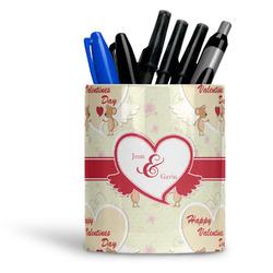Mouse Love Ceramic Pen Holder