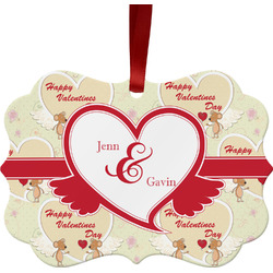 Mouse Love Ornament (Personalized)