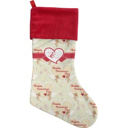 Mouse Love Christmas Stocking (Personalized)
