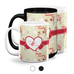 Mouse Love Coffee Mugs (Personalized)