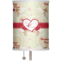 "Mouse Love 7"" Drum Lamp Shade (Personalized)"