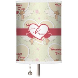 Mouse Love Drum Lamp Shade (Personalized)