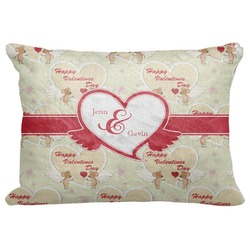 """Mouse Love Decorative Baby Pillowcase - 16""""x12"""" (Personalized)"""
