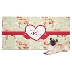 Mouse Love Dog Towel (Personalized)