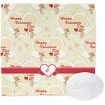 Mouse Love Washcloth (Personalized)