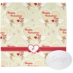 Mouse Love Wash Cloth (Personalized)