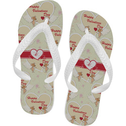 Mouse Love Flip Flops (Personalized)